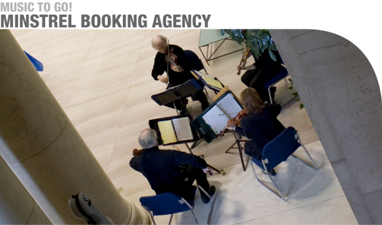Minstrel Booking Agency